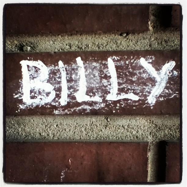 BILLY HUESCA