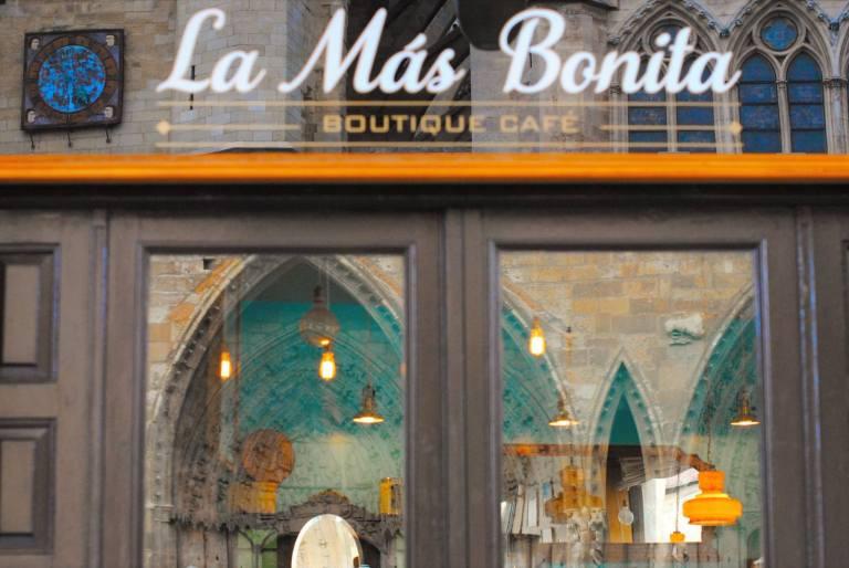 LA MAS BONITA BY OLGA MARTINEZ