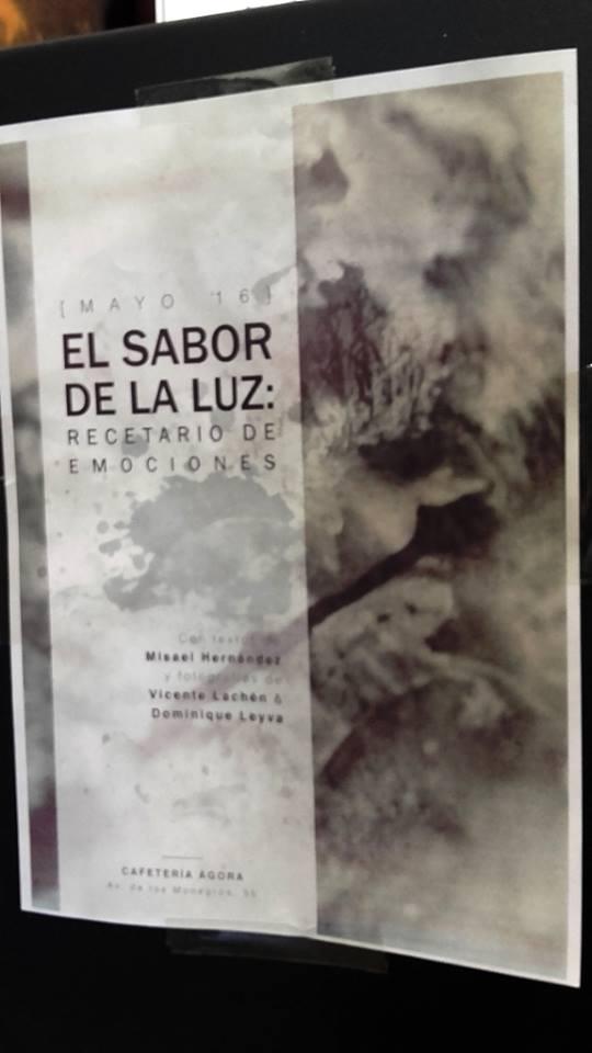 EL SABOR DE LA LUZ EN ÁGORA 10