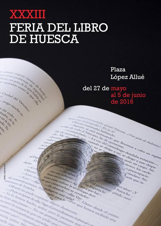 XXXIII FERIA DEL LIBRO DE HUESCA BY JAVIER BLASCO