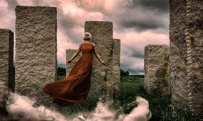 35X3 Diosa Tormenta,la mujer X by Raul Sunn