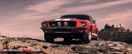 35X3 Maqueta escala 118 Shelby Mustang GT500'67 by Raul Sunn