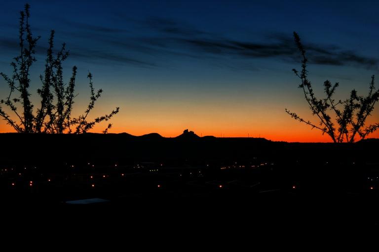 Siluetas al alba by Raul Catalinas