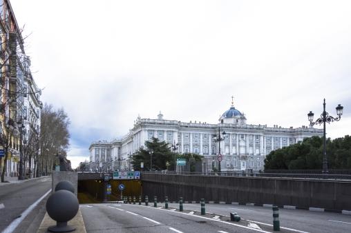 MADRID SIN GENTE BY NACHO ARMENTERA 1