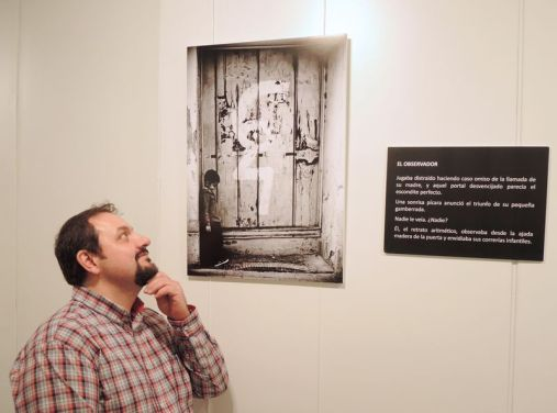 La voz de las miradas de Jaime Esparrach Fernando Perez Clavero 4