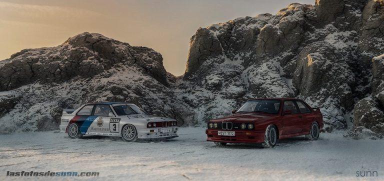 MIS BMW'S BY RAUL SUNN