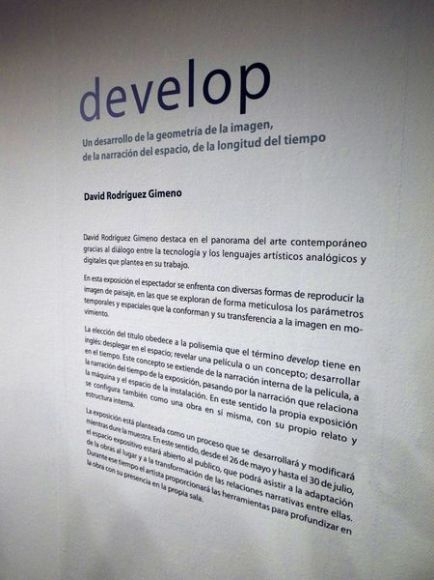 INAUGURACION DEVELOP BY DAVID RODRIGUEZ GIMENO 2