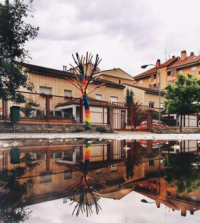 THE RAINBOW TREE BY TERESA GARCIA