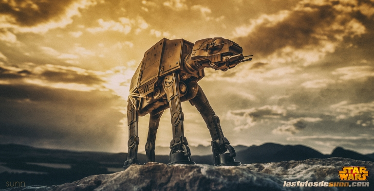 AT-AT WALKER BY RAUL SUNN