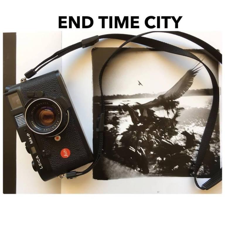 BOOKS I LOVE MICHAEL ACKERMAN'S END TIME CITY BY ALFONSO DE CASTRO