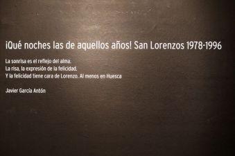 ¡QUÉ NOCHES LAS DE AQUELLOS AÑOS! SAN LORENZOS 1978-1996 BY VICTOR IBAÑEZ 2