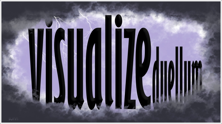 PROXIMAMENTE VISUALIZE DUELLUM BY RAUL SUNN