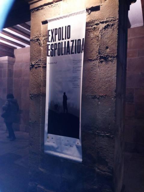 JUDITH PRAT EXPOLIO ESPOLIAZIOA BY TXABI BEROITZ 1