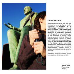 Pioneros de Huesca 3 Lucas Mallada_Raquel Rabal