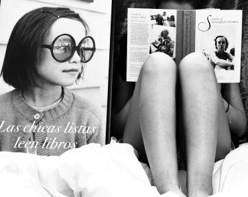 LAS CHICAS LISTAS LEEN LIBROS BY OLGA MARTINEZ