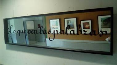 LO QUE VEN LAS PALABRAS EXPOSICIÓN INTERDISCIPLINAR EN ZARAGOZA 1