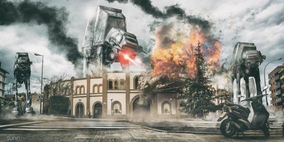 _DSC4807 Plaza de toros atacada por el imperio web