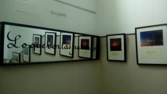LO QUE VEN LAS PALABRA EXPOSICIÓN INTERDISCIPLINAR EN CPEPA MARGEN IZQUIERDA 1