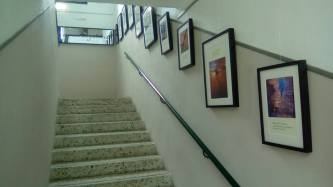 LO QUE VEN LAS PALABRA EXPOSICIÓN INTERDISCIPLINAR EN CPEPA MARGEN IZQUIERDA 2