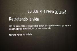 LO QUE EL TIEMPO SE LLEVÓ. HUESCA EN LA DÉCADA DE LOS 80 EXPOSICIÓN FOTOGRÁFICA BY VICTOR IBAÑEZ 2