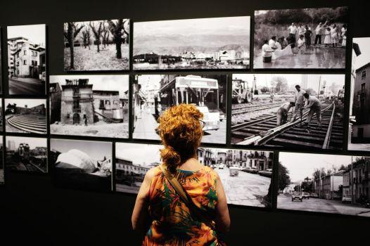LO QUE EL TIEMPO SE LLEVÓ. HUESCA EN LA DÉCADA DE LOS 80 EXPOSICIÓN FOTOGRÁFICA BY VICTOR IBAÑEZ 5