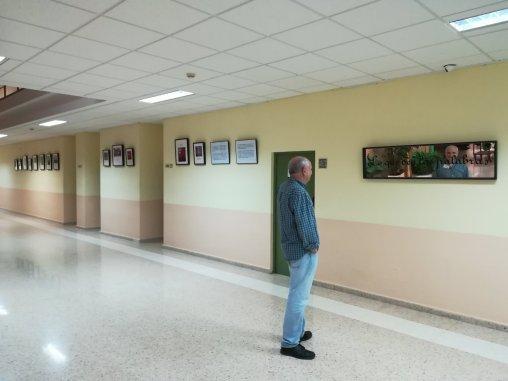 LO QUE VEN LAS PALABRAS EXPOSICIÓN INTERDISCIPLINAR EN CENTRO PENITENCIARIO DE ZUERA 1
